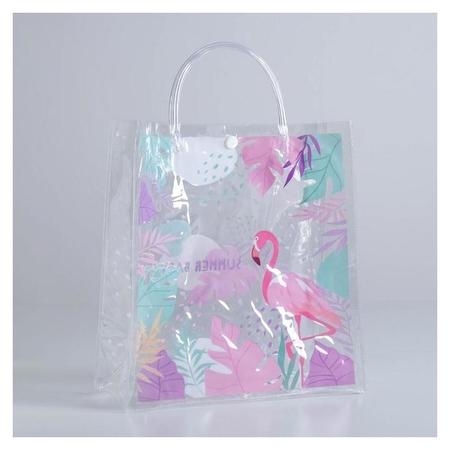 Пакет пластиковый Summer Baby, 23 х 27 х 11,5 см Дарите счастье