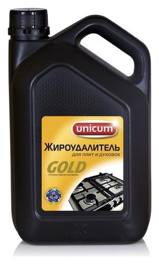 Средство для чистки плит Unicum Gold 3л UNICUM