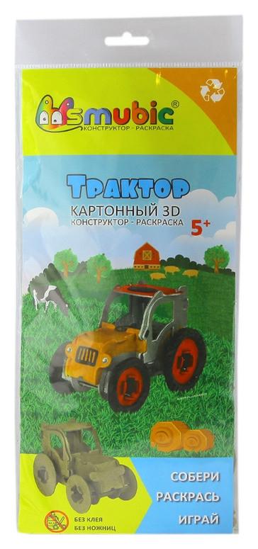 Набор для творчества ферма трактор,30-702 Smubic