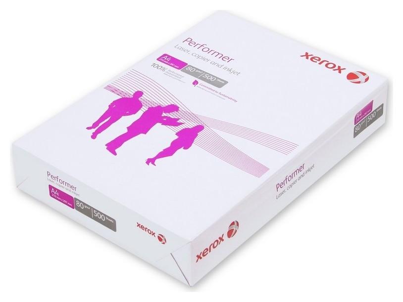 Бумага Xerox Performer (А4, марка С, 80 г/кв.м, 500 л)  Xerox