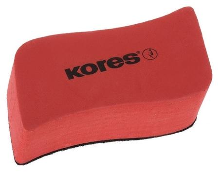 Губка-стиратель для маркерных досок магнитная Magnetic Whiteboard Eraser  Kores