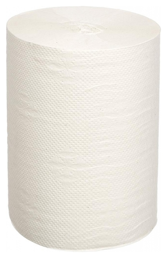 Полотенца бумажные для дисп терес комфорт мини ЦВ 1сл 120м 12рул без втулки  Терес