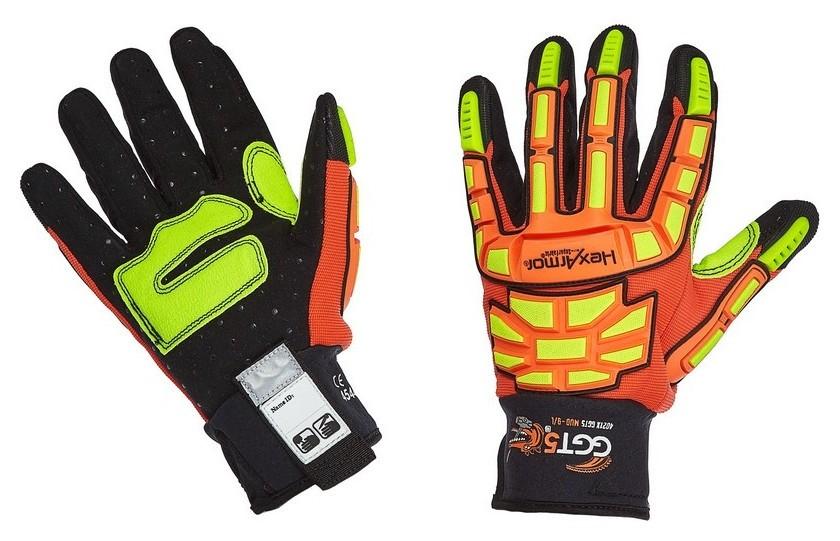 Перчатки защитные Hexarmor Ggt5 Mud Series (Р10) (4021x)  HexArmor