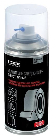 Очиститель для скотча и следов клея, тиксотропный, Attache Selection, малый  Attache