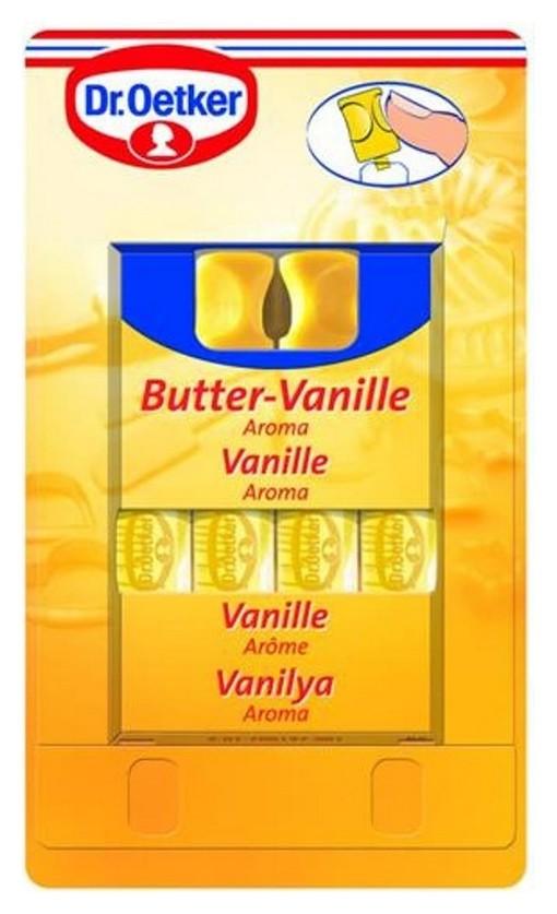 Приправа ароматизатор слив.ванил Dr.oetker, 8г  Dr. Oetker
