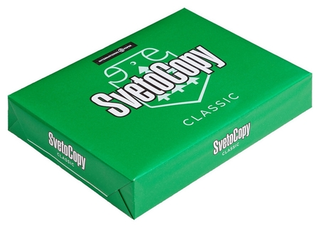 Бумага Svetocopy (А3, марка С, 80 г/кв.м, 500 л)  SvetoCopy