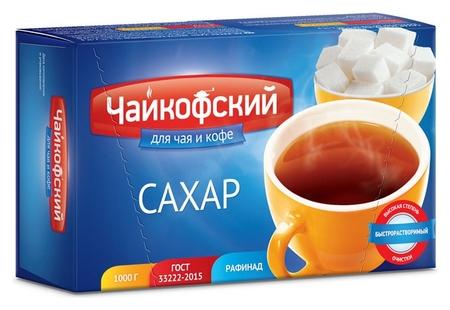 Сахар прессованный чайкофский 1 кг  Чайкофский
