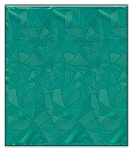 Скатерть ПВХ 120*180см, зеленая  NNB