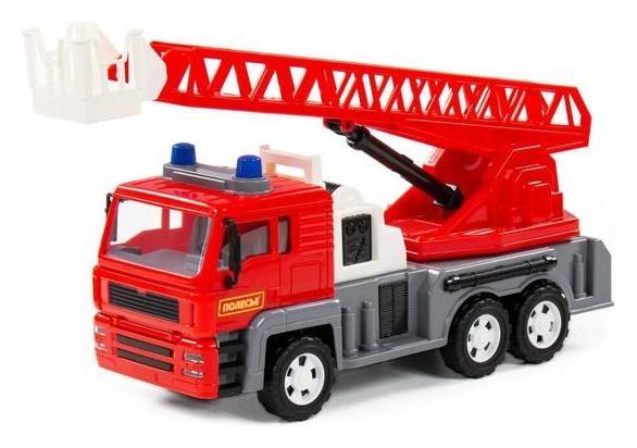 Автомобиль-пожарный «Алмаз» инерционный  Полесье