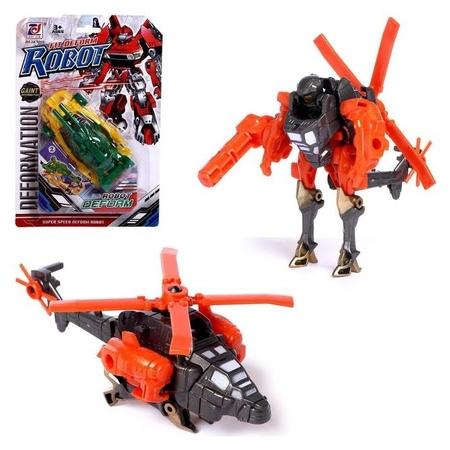 Робот Военный, трансформируется NNB