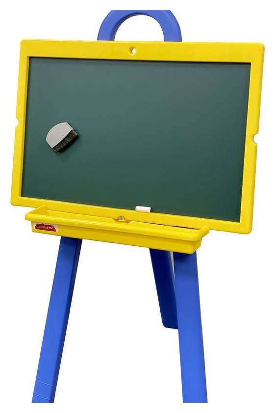 Доска - мольберт двусторонний Boardsys 40х60 B, H 1,2м  BoardSYS