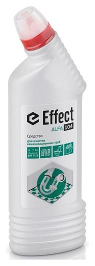 Профхим для прочистки труб Effect/alfa 104, 0,75л Effect