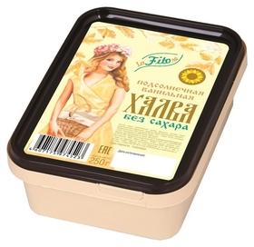 Халва Lafitore подсолнечная ванильная на фруктозе, 250г  LaFiTOre