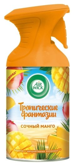 Освежитель воздуха Air Wick Pure сочный манго 250 мл  Airwick