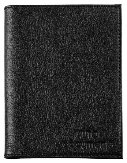 Бумажник водителя Befler, грейд, Bv.1.-9.черный  Befler