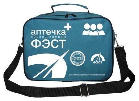Аптечка первой помощи коллективная фэст (До 20 человек) (сумка) №2.2  Фэст