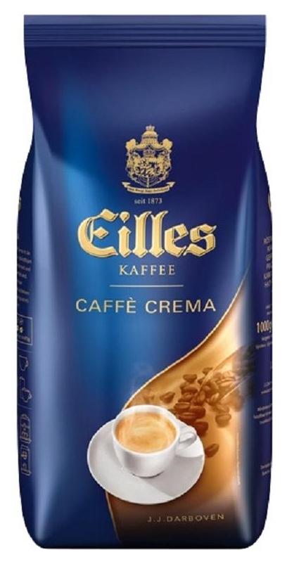 Кофе Eilles Kaffee Caf? Crema в зернах, 1кг  Eilles