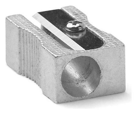 Точилка металлическая одно отверстие Ag1004  NNB