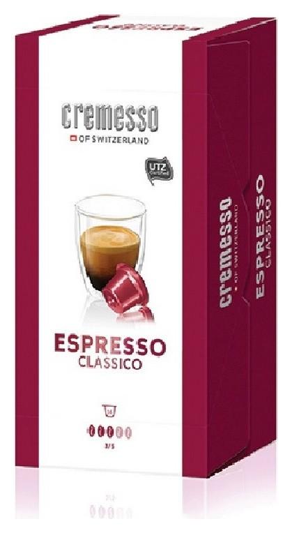 Кофе в капсулах Cremesso Espresso 16 порци й  Cremesso
