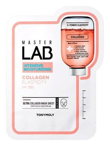 Коллагеновая маска Master Lab Collagen Mask Sheet  Tony Moly