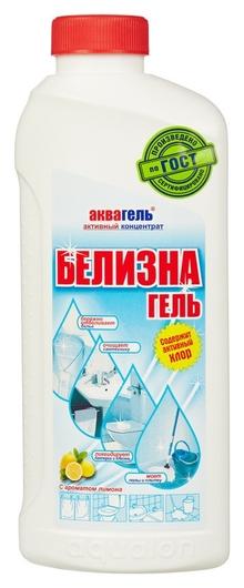 Отбеливатель белизна гель-концентрат 1л аквалон  NNB