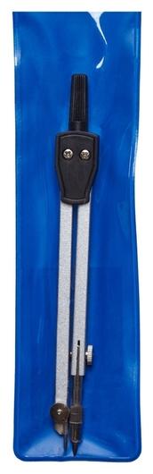 Циркуль Attache длина 135 мм, с подстраиваемой иглой, чехол ПВХ  Attache