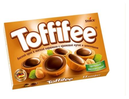 Набор конфет Toffifee 125г Toffifee