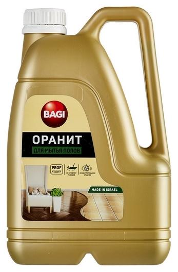 Средство для мытья пола оранит 3л Bagi  Bagi