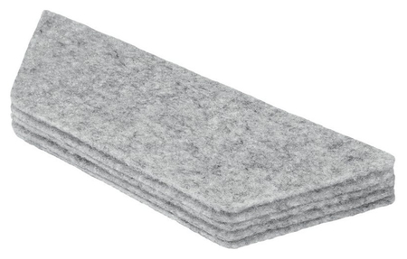 Запасные салфетки для губок Nobo Nano Clean 10шт/уп 1905326  Nobo