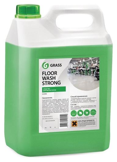 Профхим для машин мойки щел от сильных загрязн Grass/floor Wash Strong,5,6кг  Grass