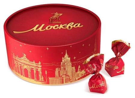Набор конфет москва, 200г  Красный октябрь