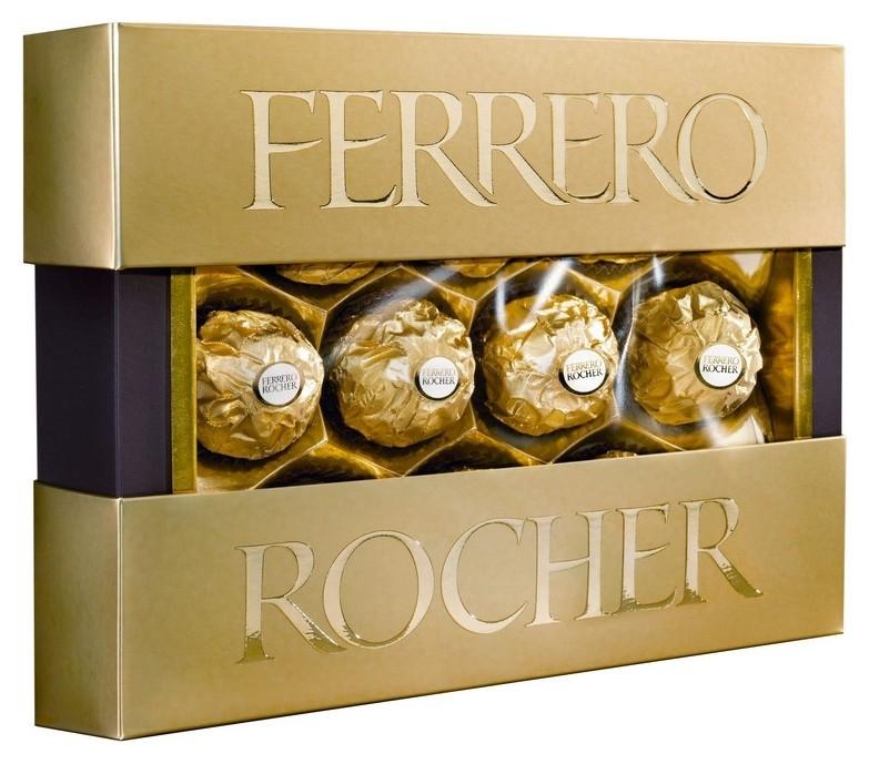 Набор конфет Ferrero , 125г  Ferrero