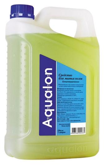 Средство для мытья пола Aqualon профес. конц. 5 л  Aqualon