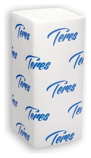 Полотенца бумажные для держ.терес стандарт 200л/пач 20пач/кор V-слож.т-0201  Терес