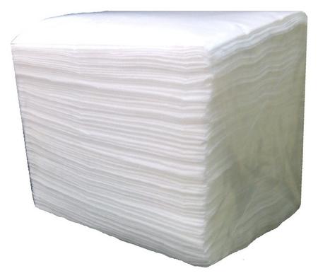 Салфетки бумажные Luscan Professional N4 1сл200л16 пач/уп  Luscan