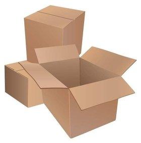 Короб картонный 180х150х85, Т22 бурый 10 шт./уп  NNB