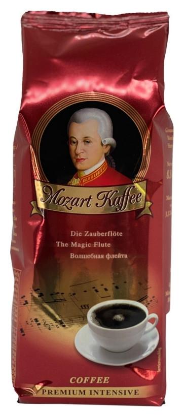 Кофе Mozart Kaffee Premium Intensive молотый, 250г Mozart Kaffee