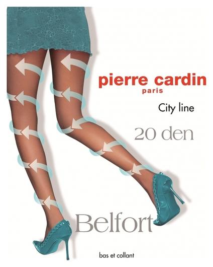 Колготки женские Cr Belfort 20 Nero 2 7640155932769  Pierre cardin