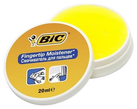 Подушка для смачивания пальцев гелевая BIC 897178 20мл  BIC