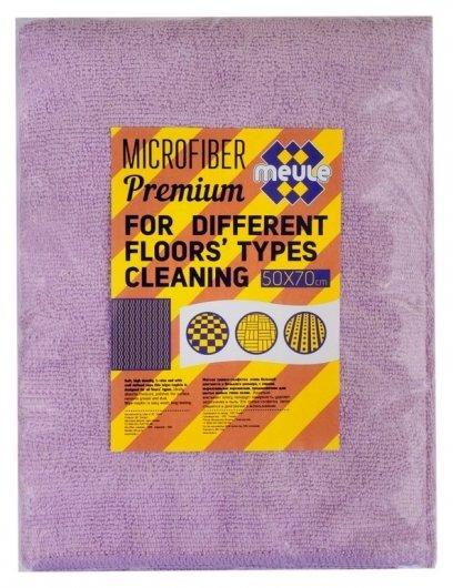 Салфетка для пола из микрофибры 50 x 70 см Premium  Meule