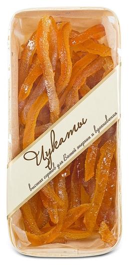 Сухофрукты апельсины цукаты сушеные аркада, 200г  Аркада