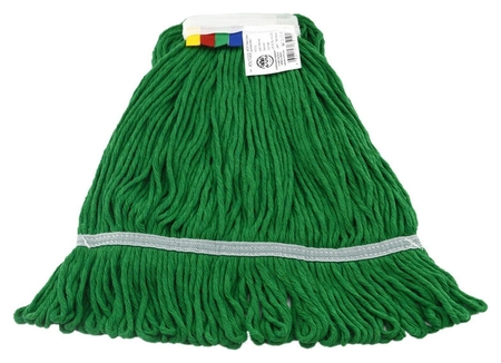 Насадка МОП кентукки 300 г хлопок зелёный Kn1020  A-VM