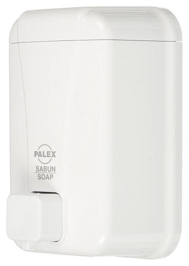 Дозатор для жидкого мыла Palex 3420-0 пластик белый 500 мл  Palex