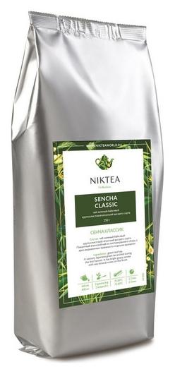 Чай Niktea Sencha Classic зел.байховый, 250г  Niktea