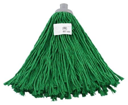 Насадка МОП алабама 250 г веревочный резьбовой хлопок зелёный Rk1539  A-VM