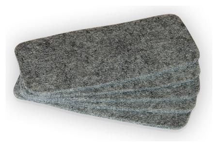 Салфетки сменные для губки-стирателя 2x3 Starboard, 10 шт.  2x3