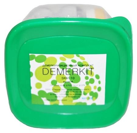 Демеркуризационный комплект Demerkit Skm-10  Demerkit