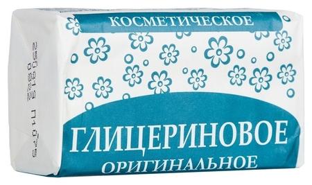 Мыло туалетное оригинальное глицериновое 180 г  НМЖК