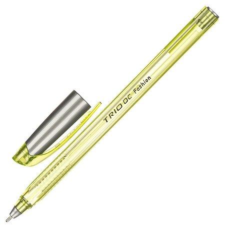 Ручка шариковая Unimax Trio DC Fashion 1мм, зелён, масл, треуг, неавтомат  Unimax