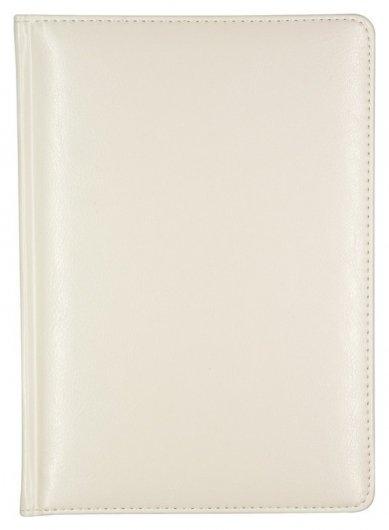 Ежедневник недатированный белый,а5,145х205мм,136л, Sidney Nebraska  Альт